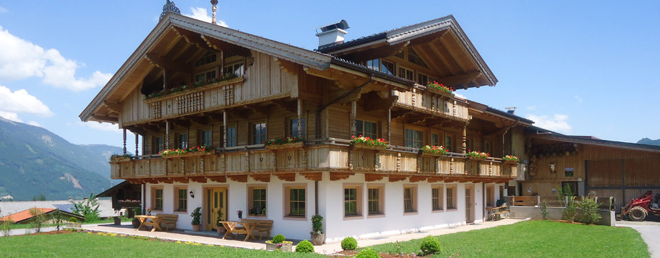 Appartements in Reith im Alpbachtal